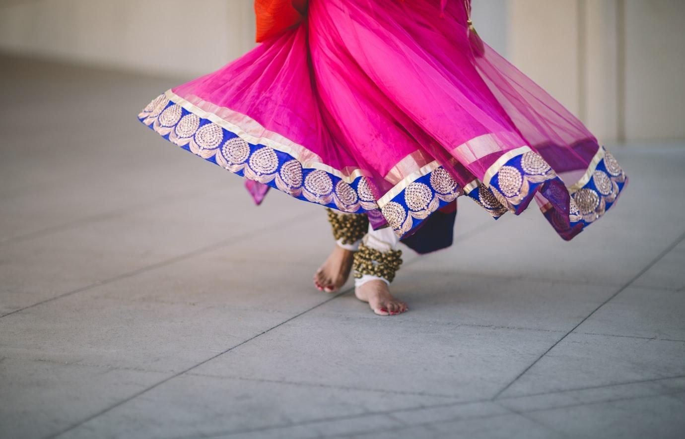 Dansen zonder schaamte