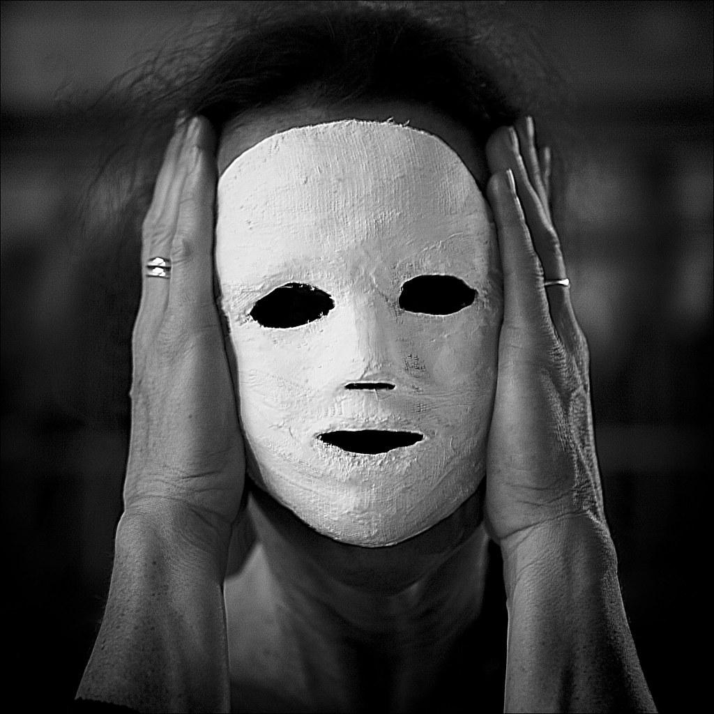 Trots en schaamte, twee kanten van het masker van ego