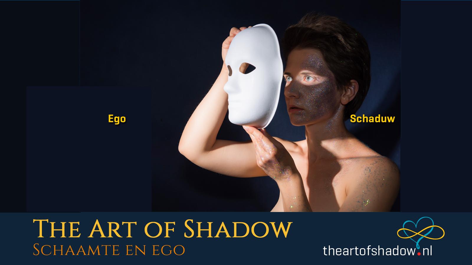 Schaamte ontdooien met het ontmaskerspel The Art of Shadow